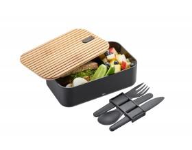 GEFU Комплект кутия за храна с прибори ENVIRO