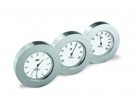 "PHILIPPI  Станция ""TRIO ""- часовник, термометър ,хигрометър"