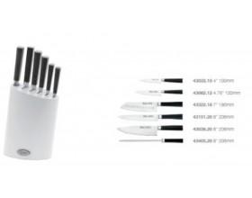 """IVO Cutelarias Комплект ножове със стойка """"ASIAN"""" – 6 части"""