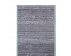 BLOMUS Бамбукова постелка за баня RELAX - цвят сив - 70x130 см