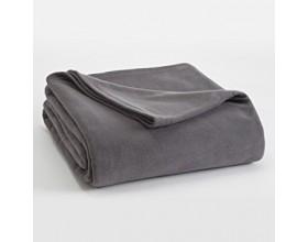 CASADA Одеяло от полар  - сиво - 150 х 200 см