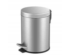"EKO Кош за отпадъци с педал ""LUXE CLASSIC"" - матиран - 5 л."