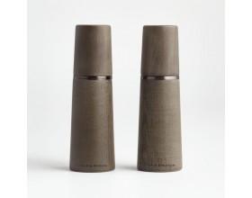 """COLE&MASON Подаръчен комплект мелнички за сол и пипер """"MARLOW"""" - 18,5 см."""