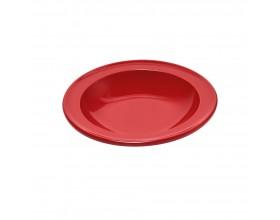 """EMILE HENRY Керамична дълбока чиния """"SOUP BOWL""""- цвят червен"""