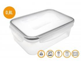 Nerthus Херметическа кутия за храна - 0,800 л.