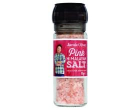 JAMIE OLIVER Розова хималайска сол - бурканче с мелничка