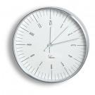 "PHILIPPI  Стенен часовник ""TEMPUS"" - цвят бял"