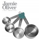 JAMIE OLIVER Комплект от 4 бр мерителни чашки
