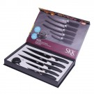 SKK Комплект от 5 ножа с точило