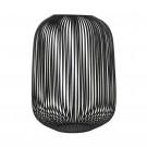 BLOMUS Свещник LITO - размер L - цвят черен