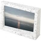 "UMBRA Рамка за снимки ""EDGE"" - цвят бял/сив - 10х15 см."