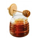 Vin Bouquet/Nerthus Бурканче за мед с лъжица