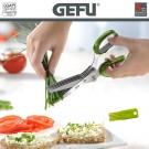 GEFU Ножица за подправки - зелена