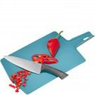 GEFU Сгъваема дъска за рязане LAVOS - цвят лазурно синьо