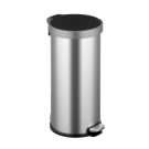 """EKO EUROPE Кош за отпадъци с педал """"ARIA"""" - матиран - 35 л."""