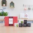 """VERITABLE Подаръчен сет """"STRAWBERRIES"""" с 4 бр. пълнители Lingot® и четчица за опрашване"""