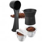 GEFU Сет за многократни кафе капсули CONSCIO - 8 части
