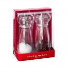 """COLE&MASON Комплект мелнички за сол и пипер """"LANCING"""" - 14 см."""