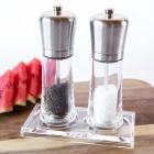 """COLE & MASON Комплект мелнички за сол и пипер """"SANDOWN"""" - 18 см."""