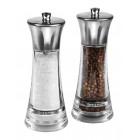 """COLE&MASON Комплект мелнички за сол и пипер """"MONACO"""" - 17,5 см."""