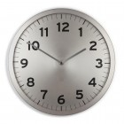 """UMBRA Стенен часовник """"ANYTIME"""" - цвят никел"""